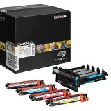 LEXMARK TONER C54x BLACK&COLOR IMG KIT  PN C540X74G
